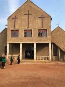 rwanda cathedral